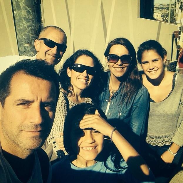 Familie Quintanilla