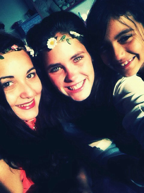Flores :) <3 Coconni & Sofi