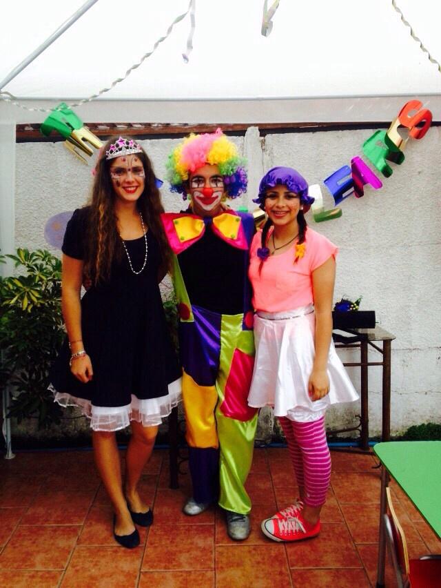 Mariposa, Payaso, Muneca ♥ ♥ ♥