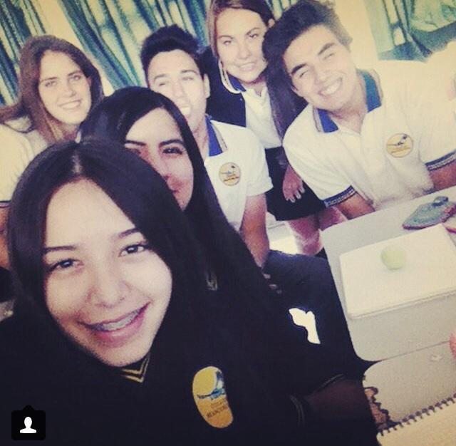 Mis amigos ♥
