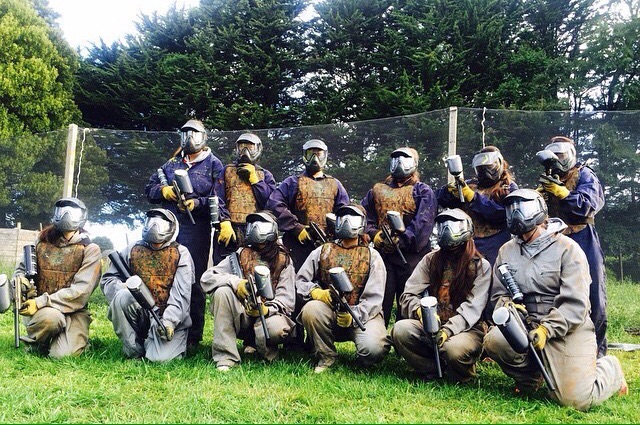 Paintball ♥