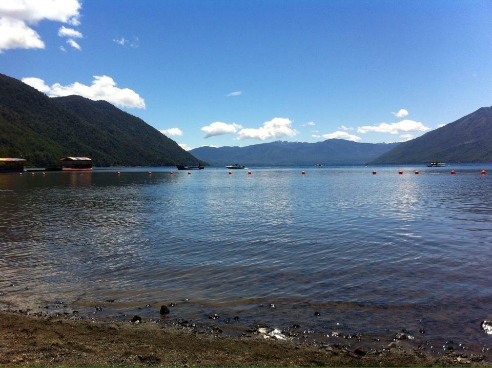 Am Lago Caburgo ♥