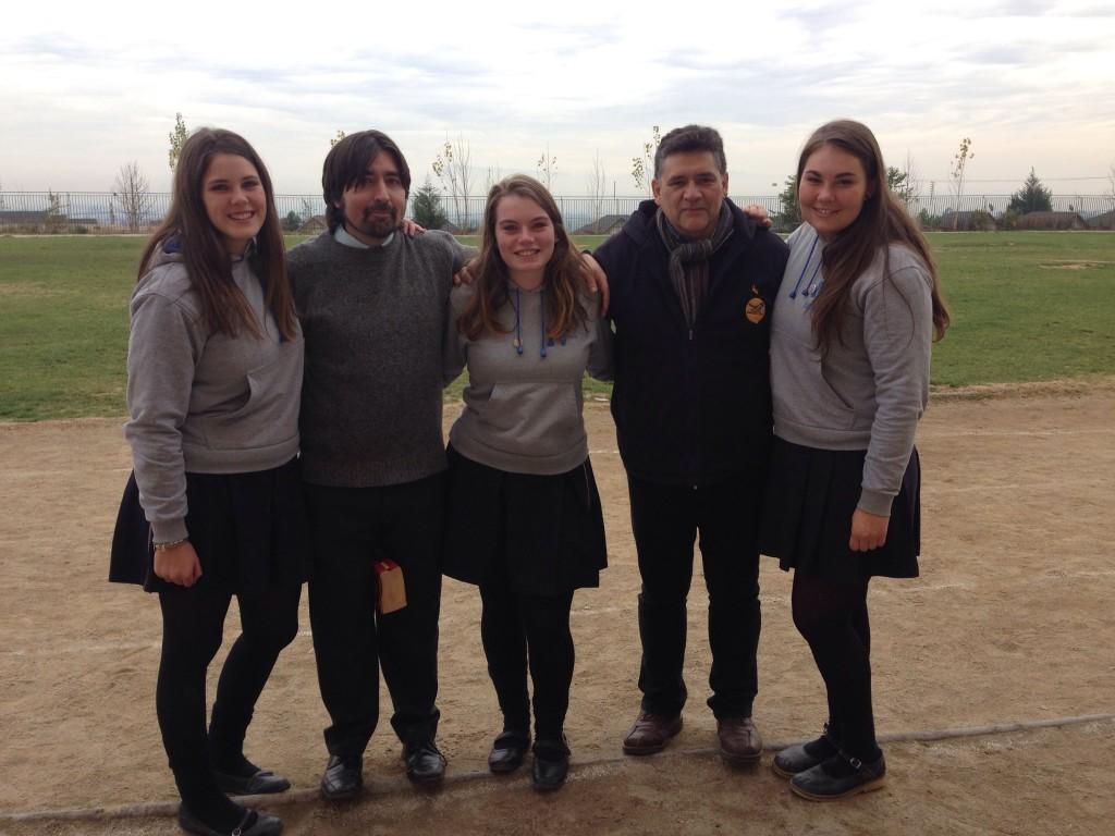 Mit unseren Spanisch&Mathe - Lehrern